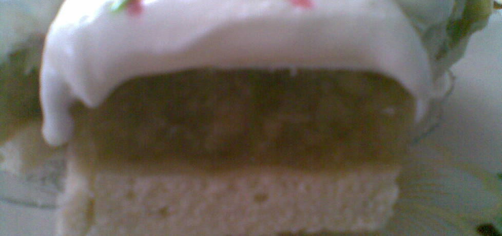 Ciasto biszkoptowe jabłkowo śmietankowe (autor: miroslawa4 ...
