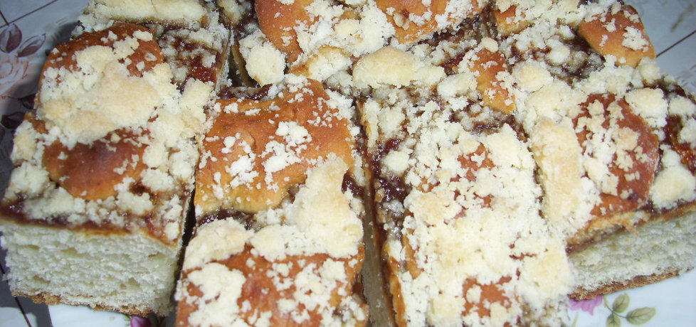 Ciasto z kruszonką (autor: misia53)