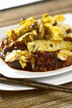 Karkówka po chińsku  prosty przepis i składniki