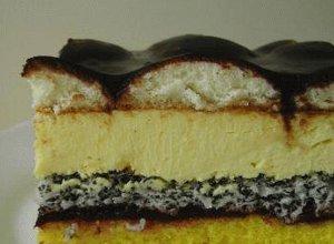 Ciasto pijak  prosty przepis i składniki