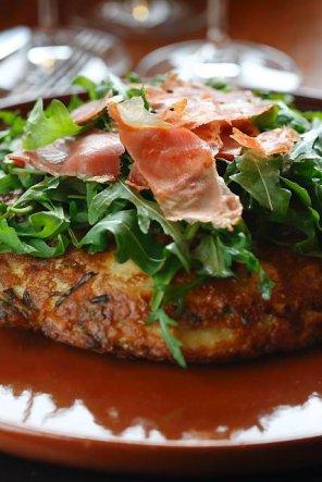 Omlet hiszpański z ziemniakami  prosty przepis i składniki