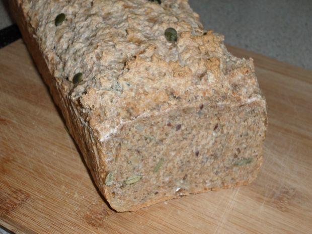Przepis  chleb z ziarnami przepis