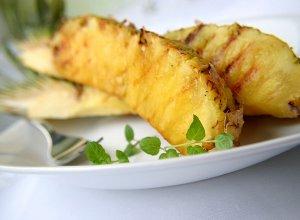 Grillowany ananas  prosty przepis i składniki