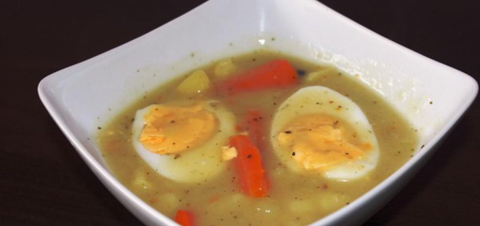 Żurek z jajem (autor: smakolykijoanny)