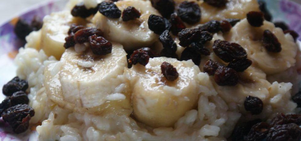 Ryż na mleku z bananami (autor: magdalea)