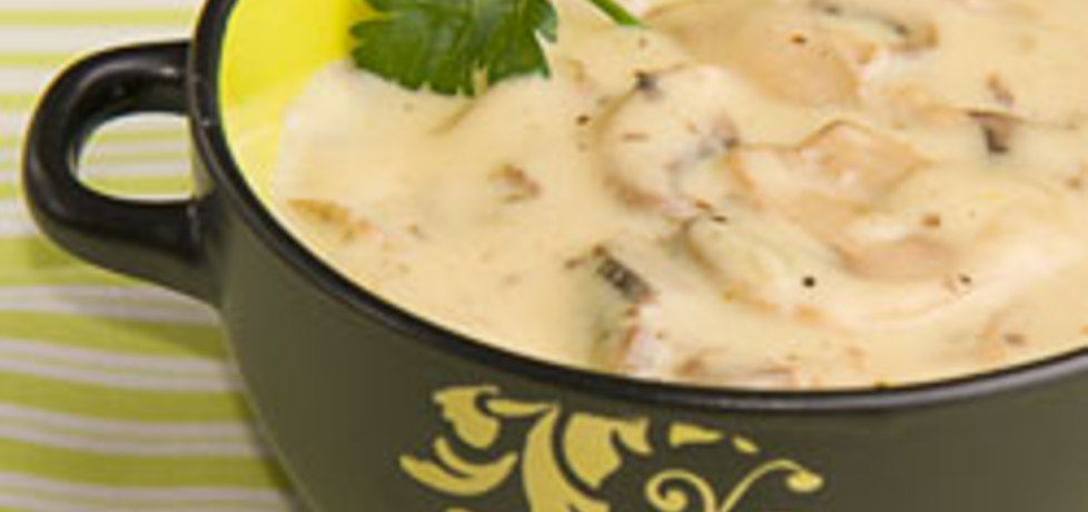 Sos pieczarkowy (autor: kulinarny-smak)