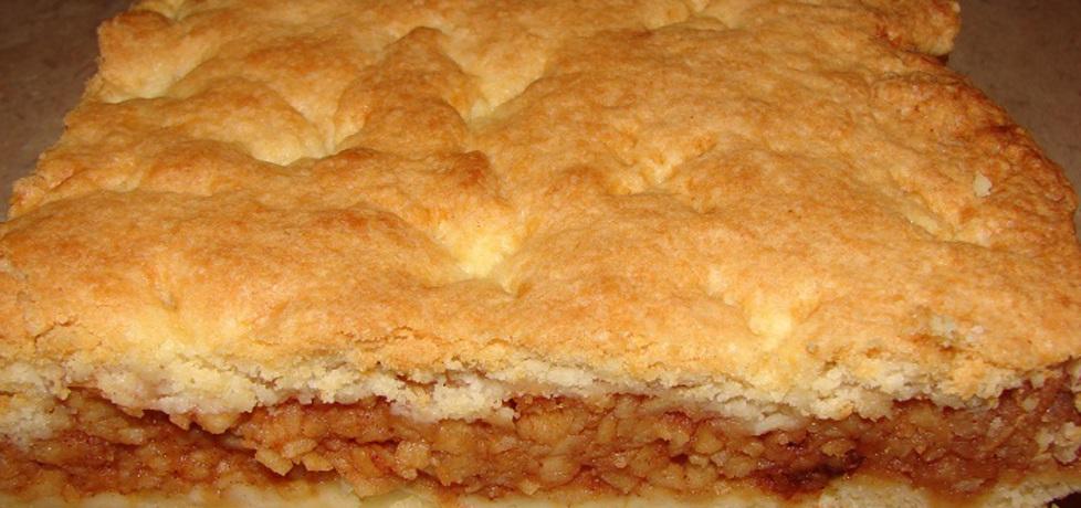 Kruche ciasto z jabłkami i cynamonem (autor: motorek ...