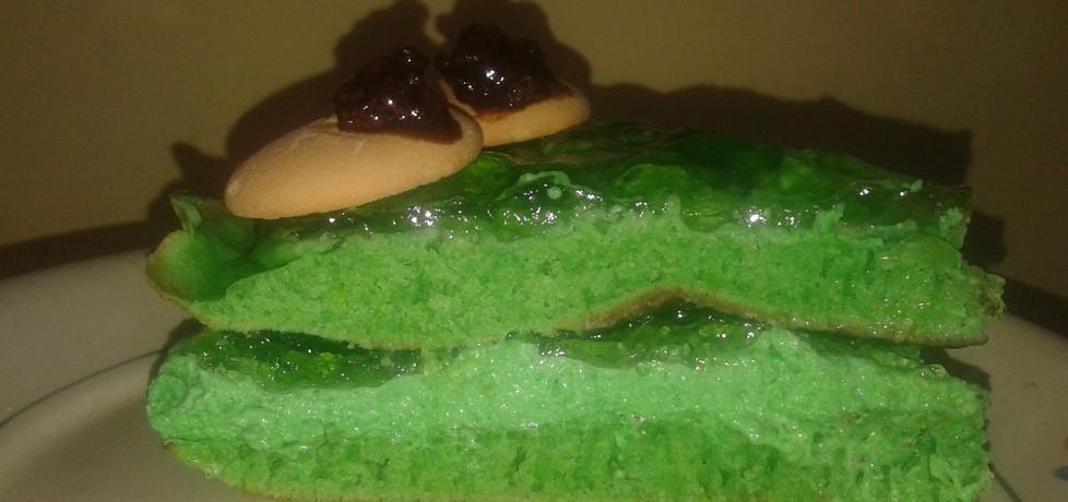 Krokodyl-ciasto z patelni (autor: paula99926)