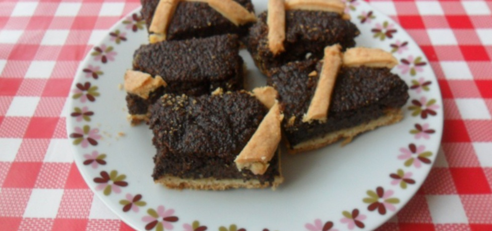 Kruche ciasto z makiem (autor: ikrakowianka)