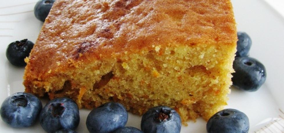 Ciasto marchewkowe bez proszku do pieczenia (autor: panimisiowa ...