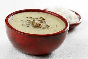 Zupa jogurtowa po indyjsku  prosty przepis i składniki