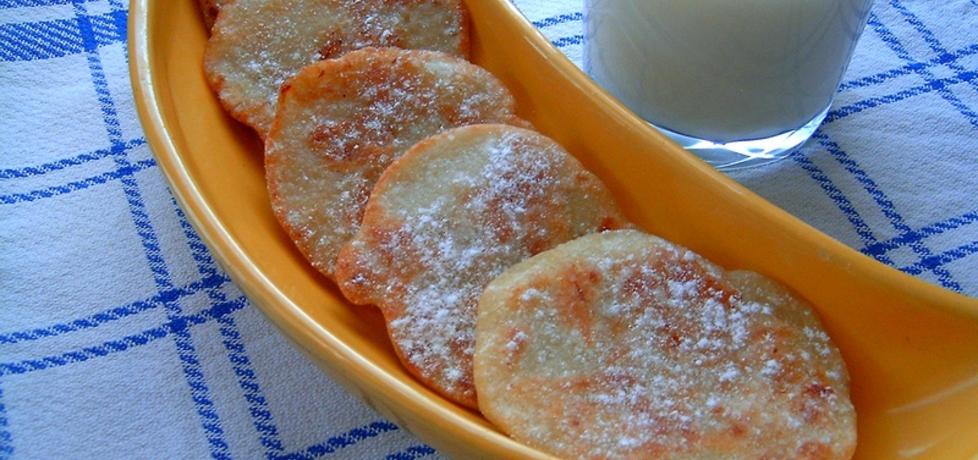Placuszki bananowe (bez dodatku jajek) (autor: witaminkaa ...