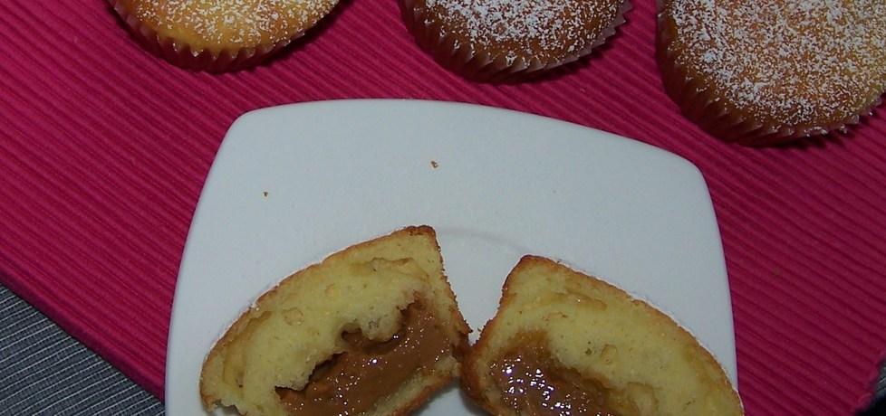 krówkowe muffiny, czyli babeczki do kawki :) (autor: malinka ...