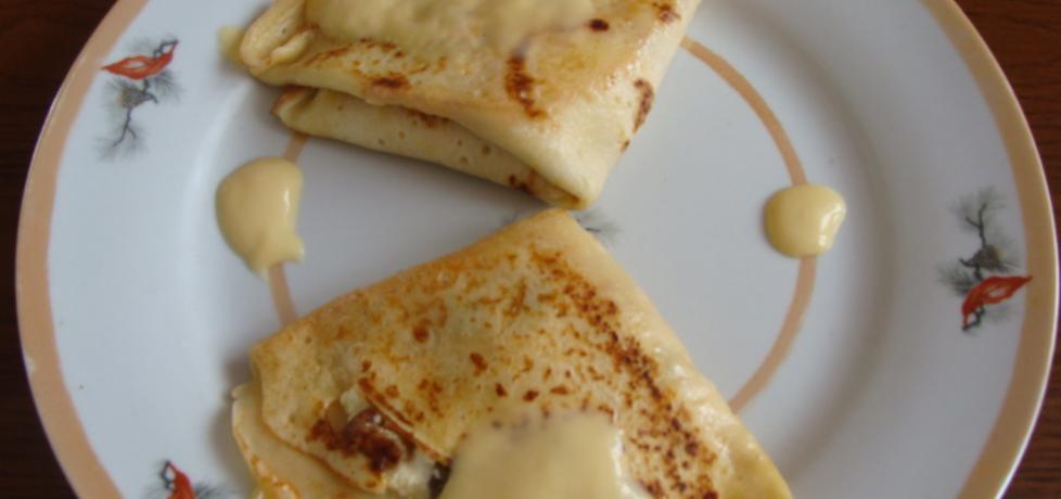 Naleśniki z serem w sosie waniliowym (autor: agnieszkapicola ...
