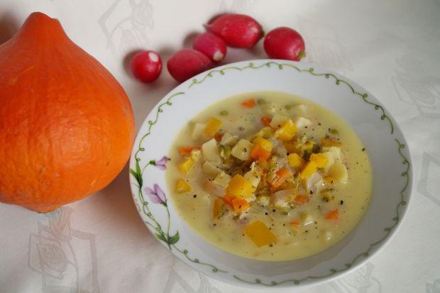 Przepis  zupa wielowarzywna z soczewicą przepis