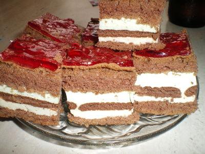 Rajskie ciasto