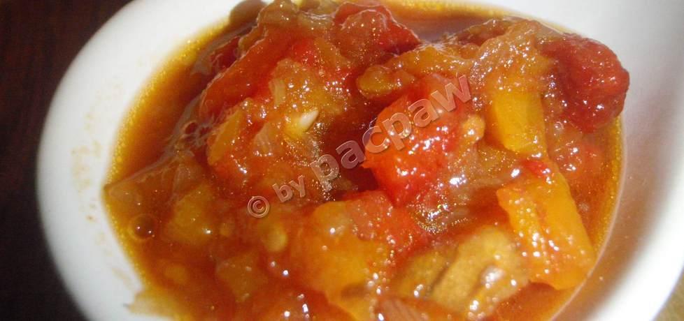 Lutenica – macedońska pasta paprykowo