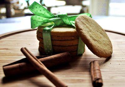 Bezglutenowe ciasteczka cynamonowe z masłem orzechowym ...