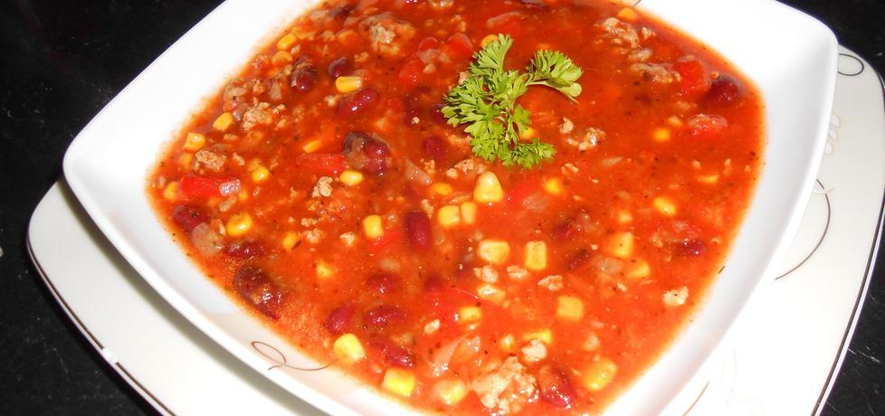 Zupa meksykańska (autor: rutynka)