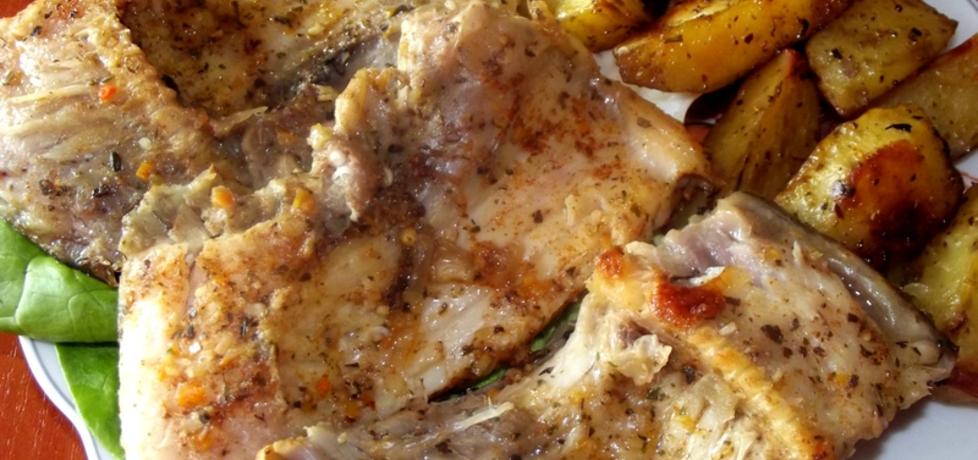 Ryba zapiekana w folii aluminiowej (autor: martafwkuchni ...