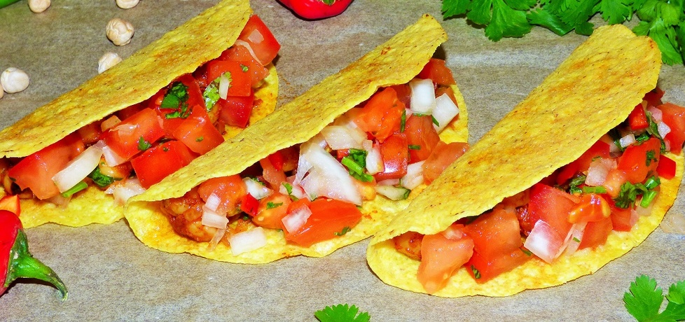 Tacos z ciecierzycą (autor: patrycja33)