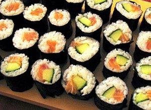 Maki sushi  prosty przepis i składniki