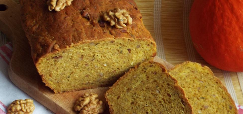 Chleb z dynią, orzechami włoskimi i tymiankiem (autor: jola91 ...