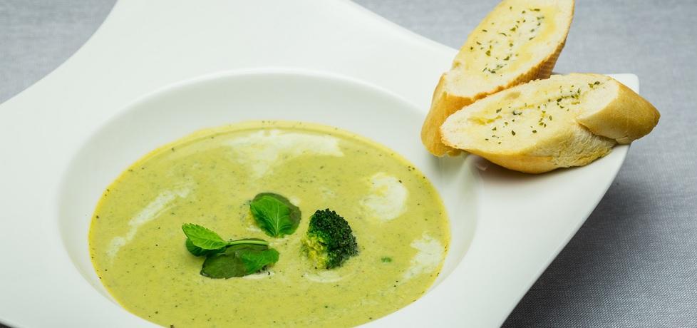Mój przepis na…: zupa krem z brokułów i zielonego groszku, odc. 29