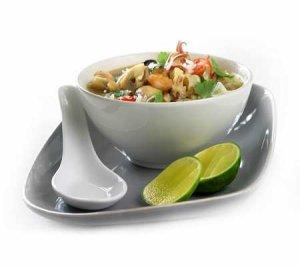Zupa z owoców morza  prosty przepis i składniki