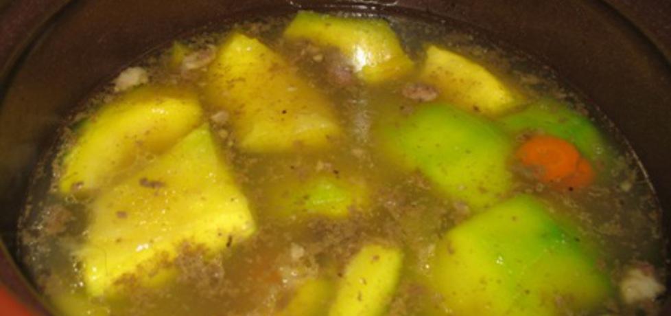 Zupa ziemniaczana z dynią (autor: anna169hosz)
