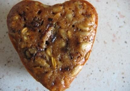 Muffinowe serduszka