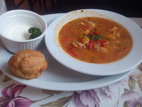 Przepis  czachobili czyli zupa gruzińska przepis