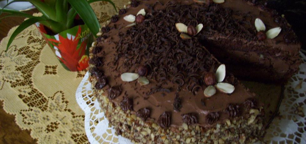 Tort czekoladowy (autor: misia53)
