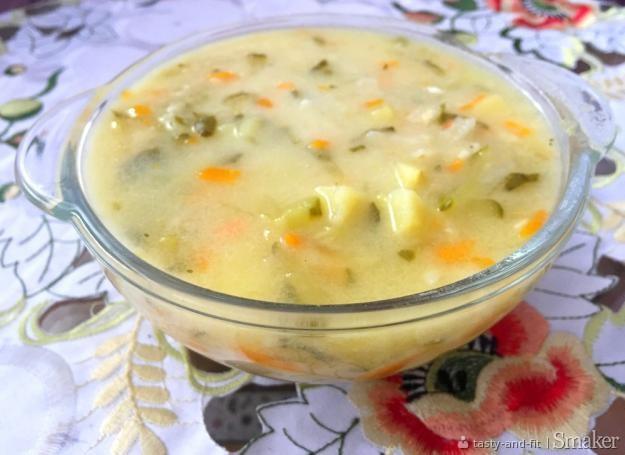 Ulubiona zupa ogórkowa
