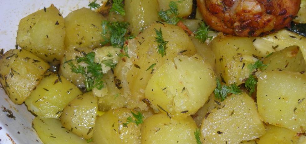 Ziemniaki pieczone (autor: chojlowna)