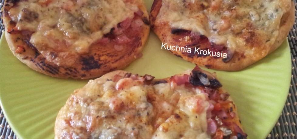 Pizzerinki domowe (autor: krokus)