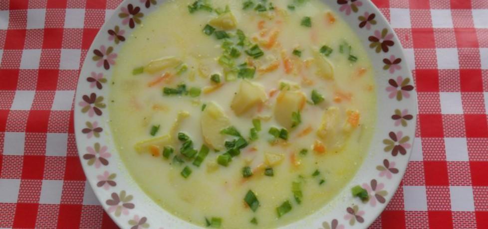 Zupa ziemniaczana (autor: ikrakowianka)