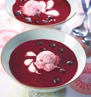 Zupa wiśniowa  prosty przepis i składniki