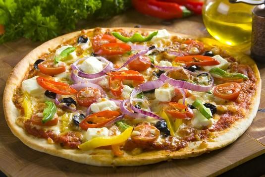 Pizza grecka
