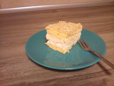 Ciasto chałwowo