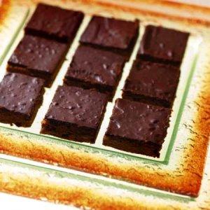 Brownie (ciastka mocno czekoladowe)