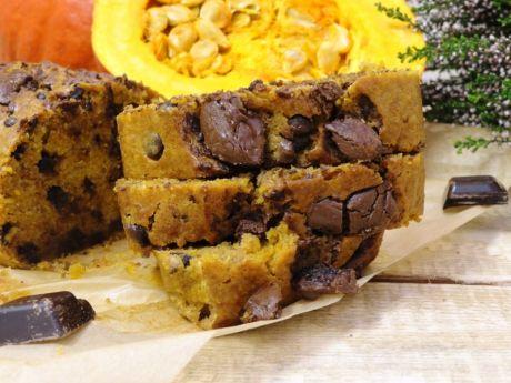Przepis  ciasto dyniowo-czekoladowe przepis