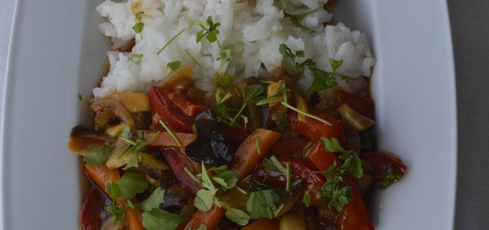 Ryż z warzywami po chińsku (autor: noninka77)