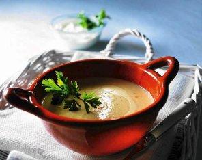 Zupa krem z białych warzyw  prosty przepis i składniki