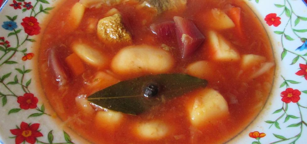 Zupa postna z wołynia (autor: katarzyna40)