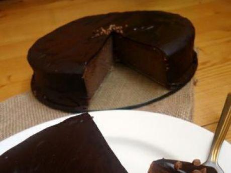 Przepis  czekoladowe ciasto z kaszy gryczanej przepis