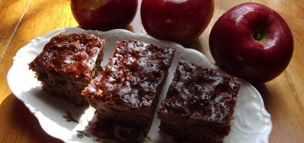 Piernik z jabłkami  bardzo prosty (autor: natka)