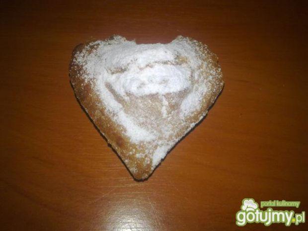 Przepis  muffin z kawałkami czekolady przepis