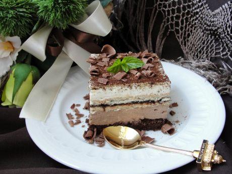 Przepis  ciasto kubanka z bitą śmietaną przepis