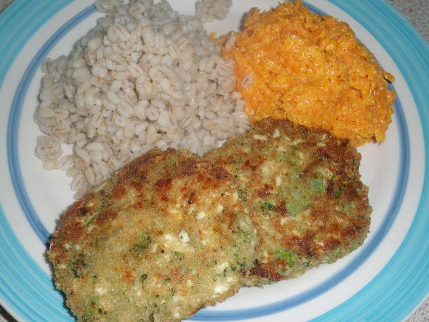 Przepis  kotlety z jajek i brokuła przepis
